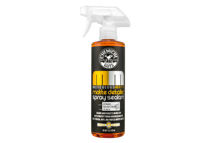 Chemical Guys Meticulous Matte Detailer and Sealant - 16oz