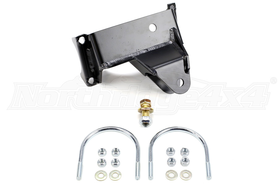 EVO Manufacturing Roll Center Correction Trackbar Bracket Rear - JK