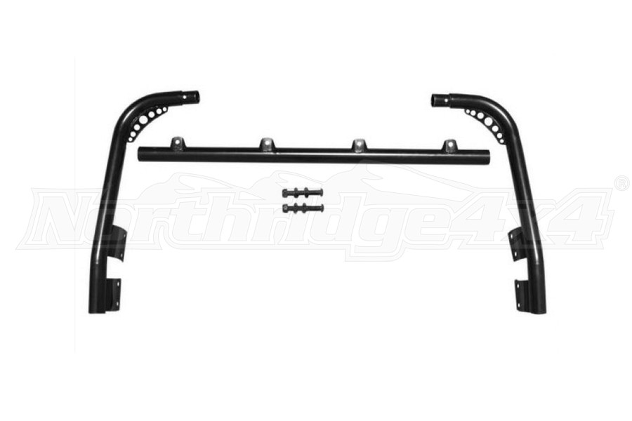 Body Armor Front Light Bar - JK