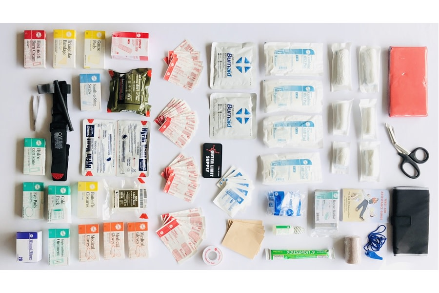 Outer Limit Supply 6000 Series First Aid Refill