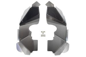 Poison Spyder Front, Rear Fenders and Inner Fender Package - JK