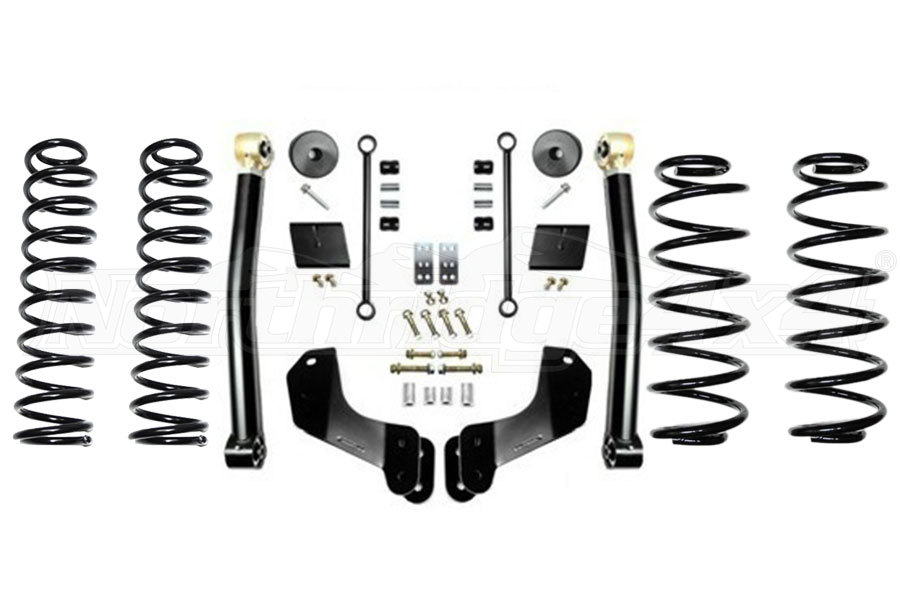 EVO Manufacturing 2.5in Enforcer Overland Lift Kit Stage 2 (Part Number:3012S2)
