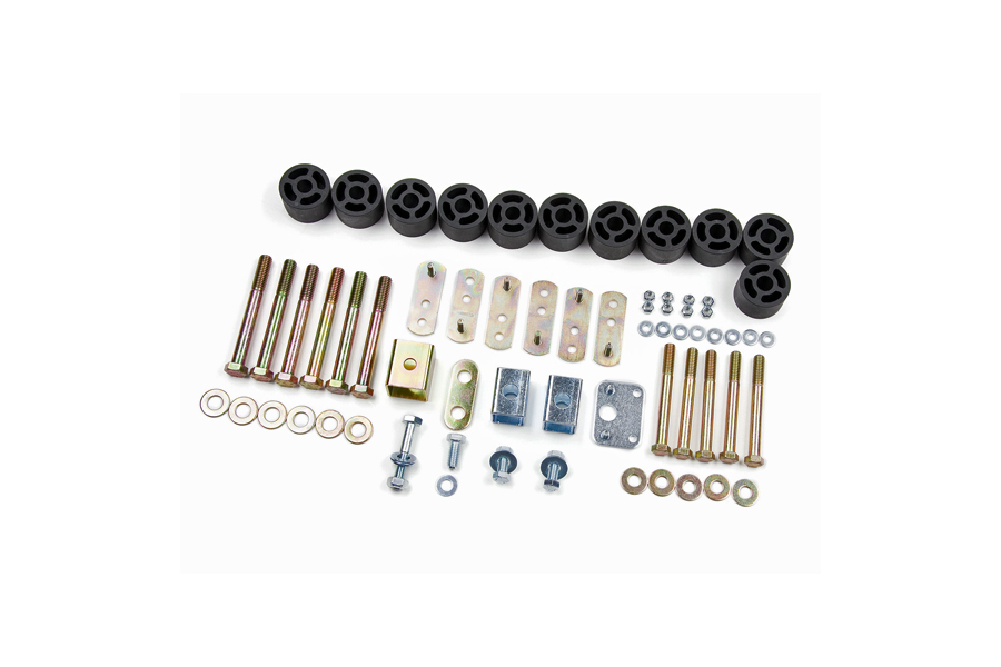 Zone Offroad 1.25in Body Lift Kit (Part Number:J9120)