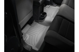 WeatherTech Rear FloorLiner Grey (Part Number: )