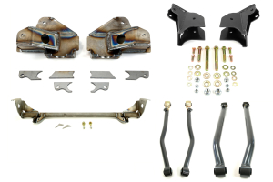 Synergy Manufacturing Rear Suspension Stretch Kit w/Bolt-On Lower Shock Mounts (Part Number: )