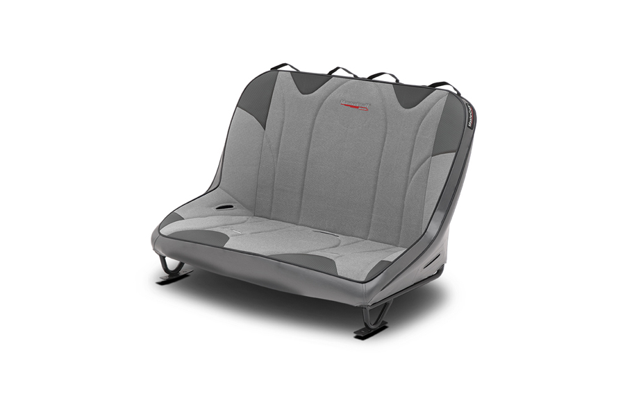 MasterCraft Rubicon Dirtsport Bench Seat w/o Headrests Smoke Gray/Gray (Part Number:310108)