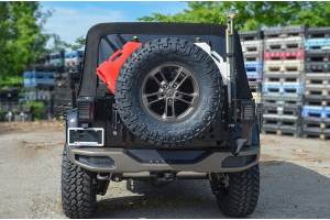 ACE Engineering Stand Alone Tire Carrier ( Part Number: JKSATC)