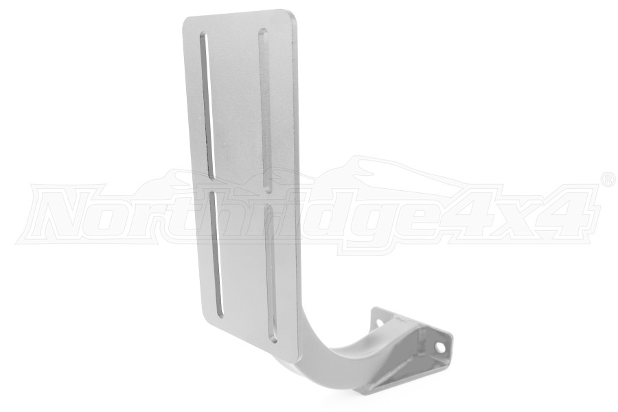 LOD Horizontal Rotopax 2/3 Gallon Container Mount Bare Steel ( Part Number: JRP0760)
