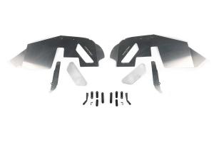 FabTech Front Inner Fender Kit  - JT/JL w/ FabTech Tube Fenders
