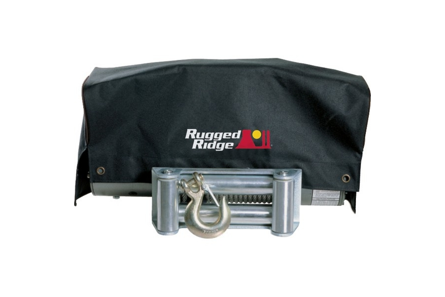 Rugged Ridge Winch Cover  (Part Number:15102.02)