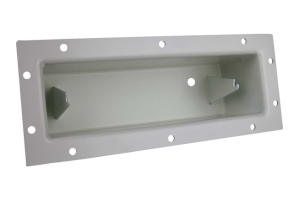 Rigid Industries SR-Series 6in Flush Mount Bucket White (Part Number: )