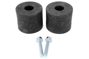 Teraflex Bump Stop Kit Front Lower 2.25in (Part Number: )
