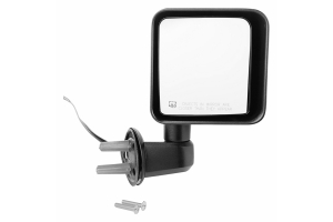 Mopar Power/Heated Mirror - Passenger Side - 15+ JK