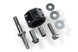 Teraflex JK Steering Stabilizer Relocation Kit - 1-5/8in Tie Rod (Part Number: )