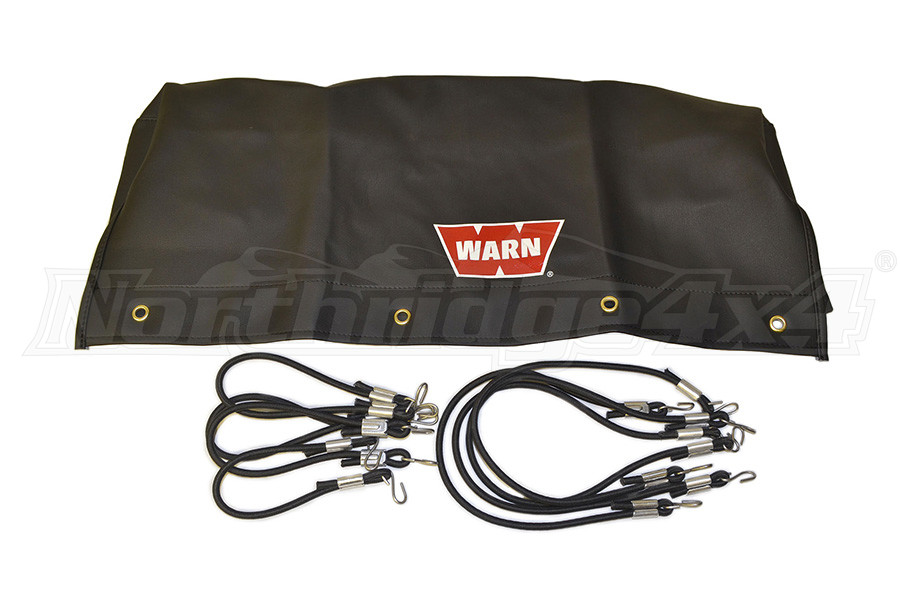 Warn Soft Winch Cover 9.5si, 9.5ti and XD9000i  (Part Number:18250)