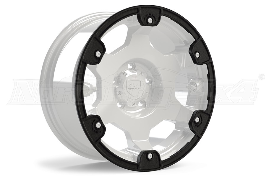 Teraflex Nomad Wheel Rash Ring - Black - JT/JL/JK