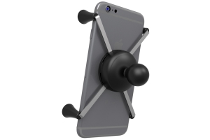 RAM Mounts X-Grip Large Phone Holder w/ Ball