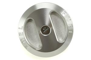 Drake Off Road Billet Fuel Cap Brushed Aluminum
