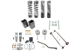 Synergy Manufacturing 2in Stage 1 Suspension Lift - JK 2DR (Part Number: )