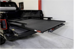 BedSlide 1000 Classic Cargo Slide System, 75in x 48in - Black - Toyota Tundra 2007+ / Ram 1981-01 1500/2500/3500  w/ 6.5ft Bed