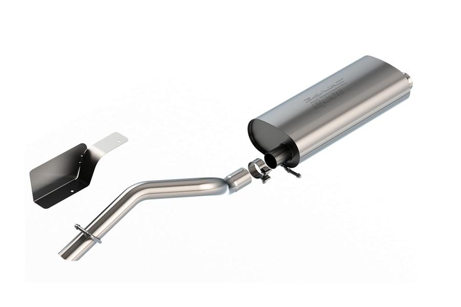 Borla Performance S-Type Cat-Back Exhaust System - JL 2Dr 3.6L