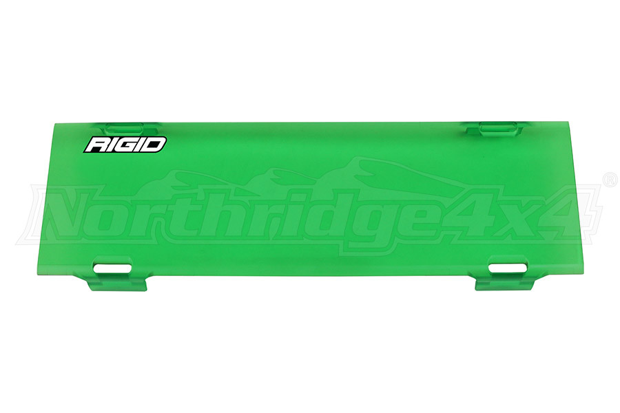 Rigid Industries RDS-Series 10IN Light Cover, Green (Part Number:105803)