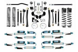 Evo Manufacturing HD 6.5in Enforcer Overland Stage 4 PLUS Lift Kit w/ Shock Options - JT