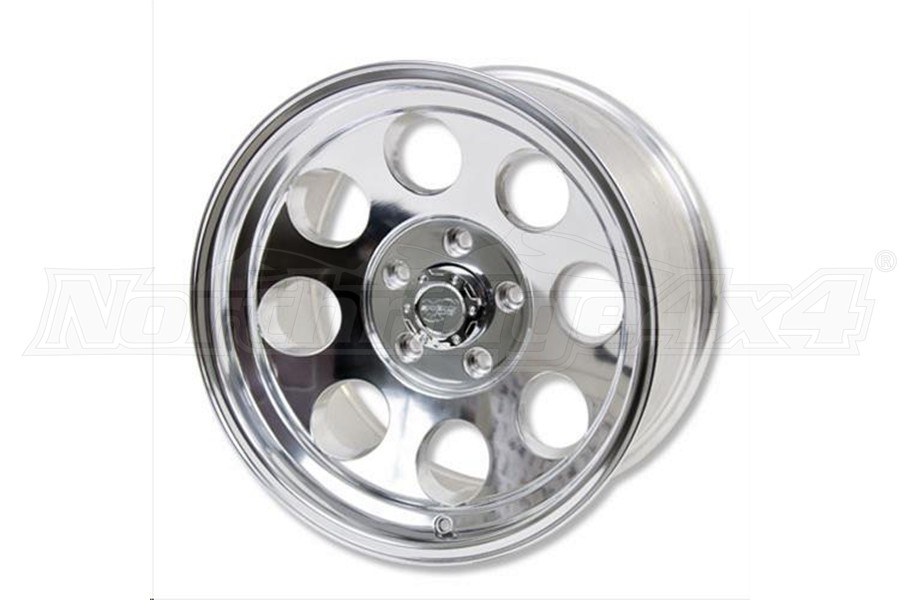 Pro Comp Xtreme Alloys Series Polished Aluminum Wheel 16x8 5x127 (Part Number:1069-6873)