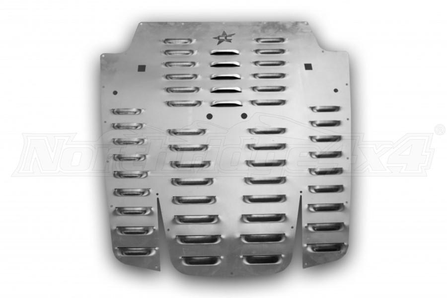 Crawler Conceptz Hood Louver Bare (Part Number:US-HL-002)