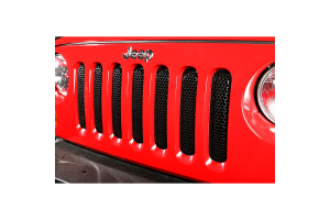 Rugged Ridge Mesh Grille Insert, Black (Part Number: )