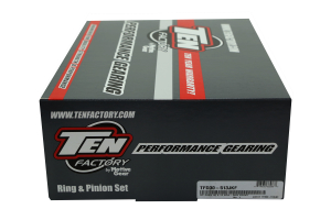 Ten Factory by Motive Gear Dana 30 5.13 Front Ring and Pinion Set (Part Number: )