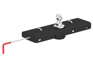 Curt Manufacturing Double Lock Gooseneck Hitch