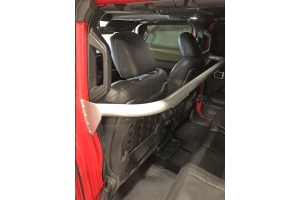 Rock Hard 4x4 Front Seat Harness Bar - JL 4Dr