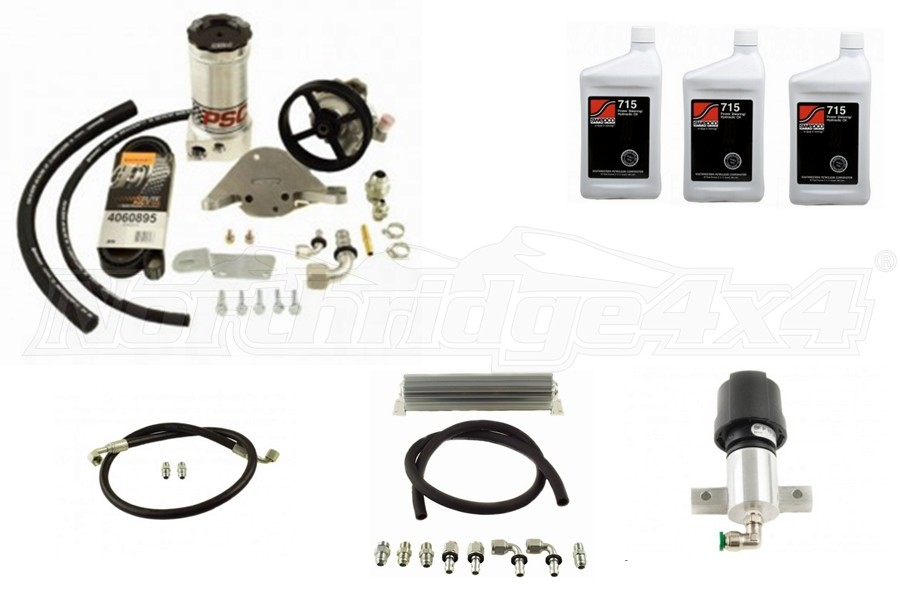 PSC Pump Upgrade Kit (Part Number:PUMPUPGRADE2012-18)