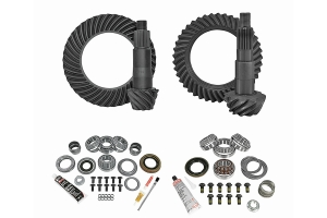 Yukon Complete D44 Rear / D30 Front Ring and Pinion Kit - 5.13  - JL Non-Rubicon
