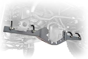 DV8 Offroad Rear Diff Skid Plate D44 - JL
