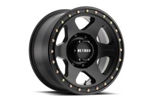 Method Race Wheels 310 Con6 Series Wheel, 17x8.5 6x5.5 - Matte Black - Ford Bronco