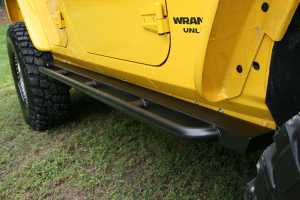 Body Armor Rockcrawler Side Bars (Part Number: )