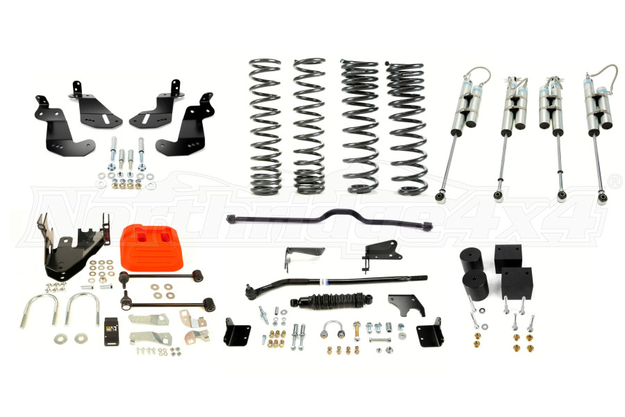 AEV DualSport RS 4.5 Suspension System 4dr (Part Number:N0244110AA)