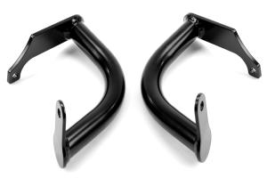 Synergy Manufacturing Grab Handle Set Front Black - LJ/TJ