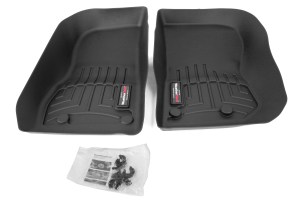 WeatherTech Black Front Floorliner ( Part Number: 445731)