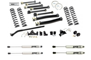 EVO Manufacturing 4in Enforcer Stage 3 Package w/ Shock Options  (Part Number: )