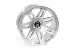 Rugged Ridge XHD Silver Wheel 20x9 5x5 (Part Number: )