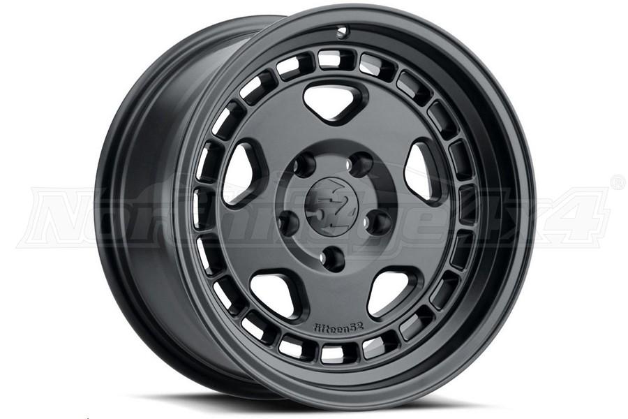 Fifteen52 Turbomac HD Classic Series Wheel Asphalt Black, 17X8.5 5x5   - JT/JL/JK