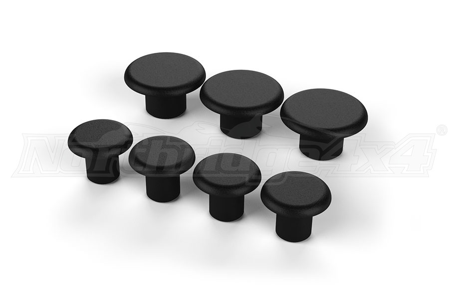 Teraflex JK Hinged Carrier Hole Cap Kit - JK