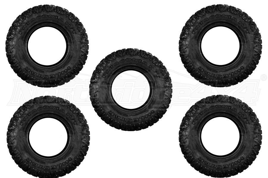 Milestar Black Label Patagonia Tire Package