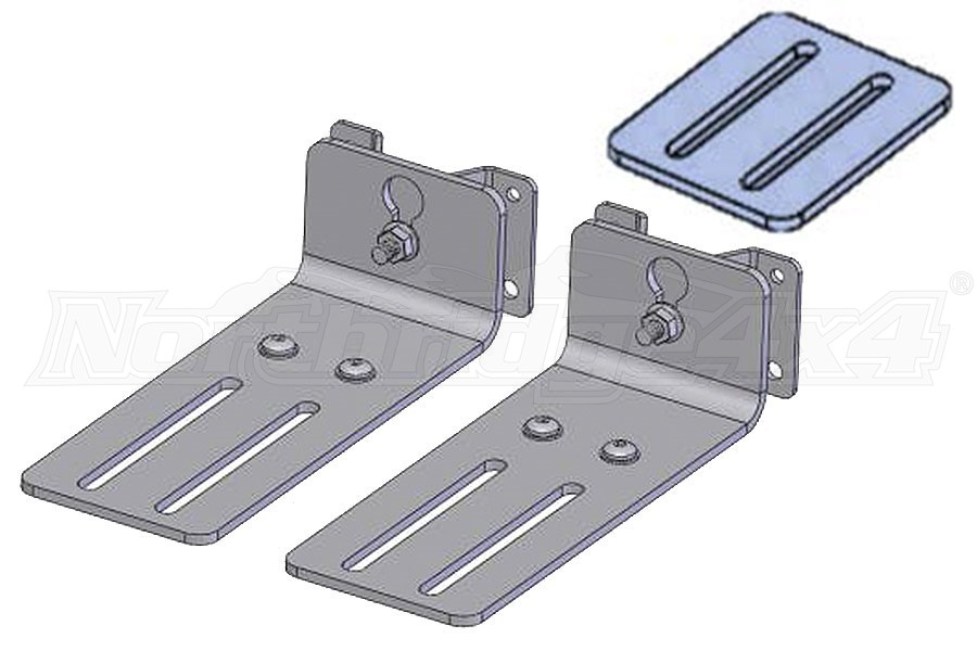 ARB Quick Release Awning Bracket Kit1 (Part Number:813405)
