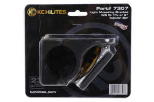 Kc Hilites Universal 1752in Tube Clamp Mount Bracket