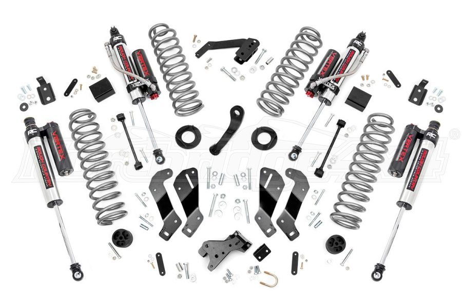 Rough Country 3.5 inch Suspension Lift Kit W/Vertex Shocks (Part Number:69330V)