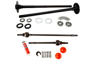 RCV FRONT AND TEN FACTORY REAR JK RUBICON AXLE SHAFT PACKAGE (Part Number: )